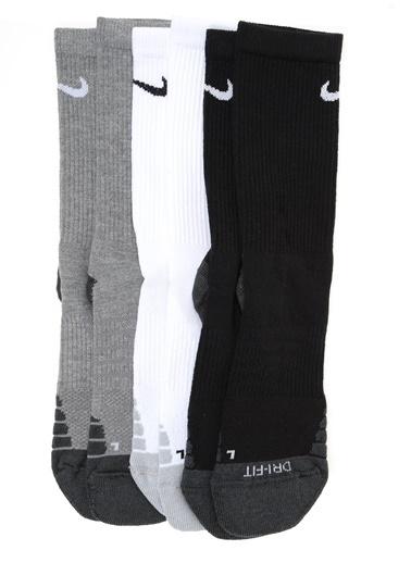 Nike Spor Çorap | 3'lü Paket Renkli